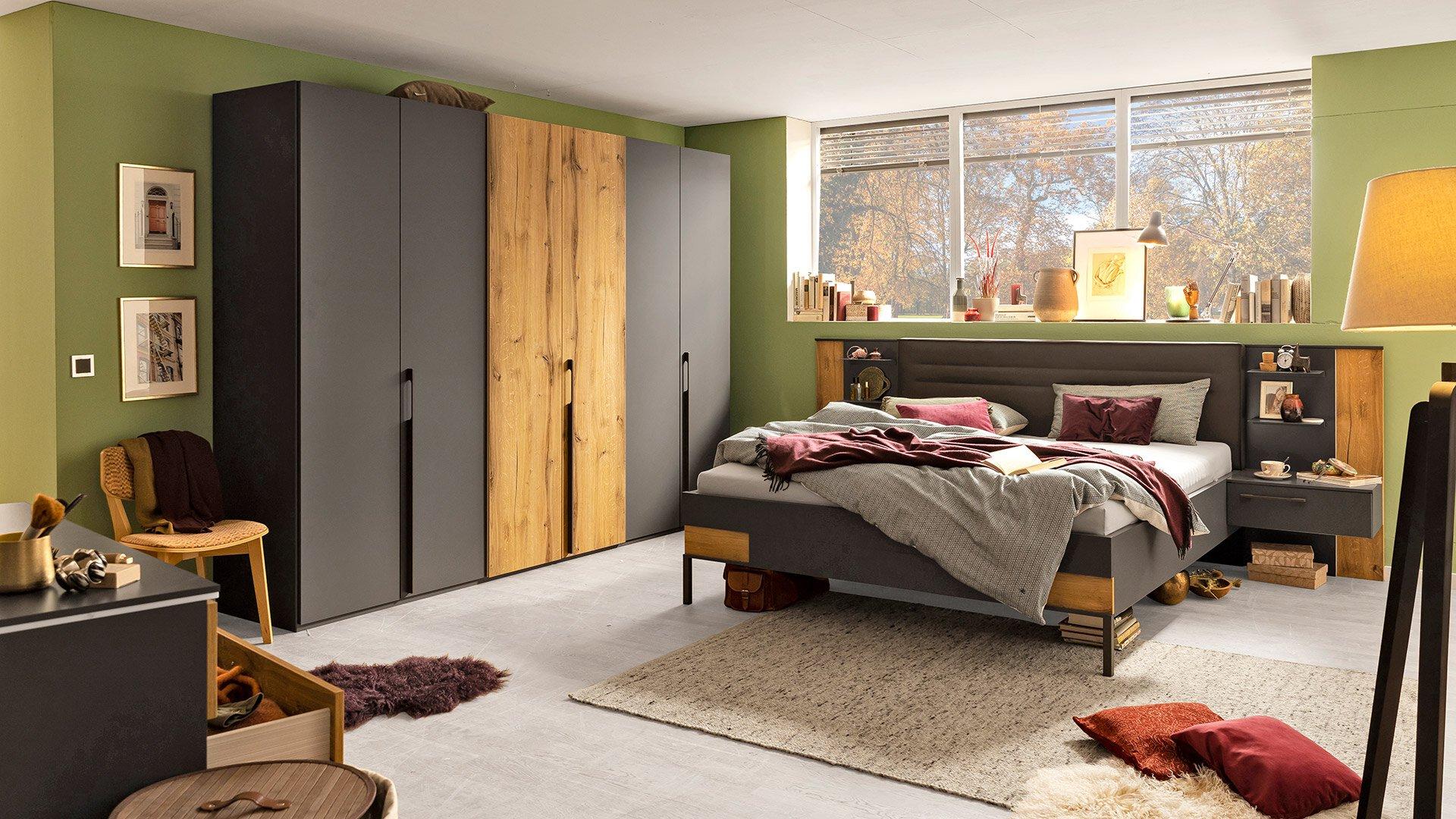Schlafzimmer Serie Valetta