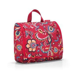 3369574-00000 toiletbag XL paisley ruby