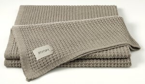 3582178-00000 Decke JOOP! Knit taupe