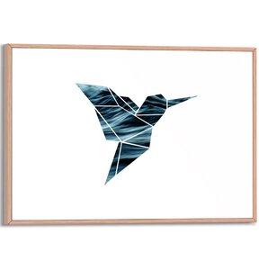 3322843-00000 Abstract Bird 20x30 cm