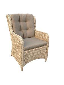 3091240-00000 Sessel beige braun vintage