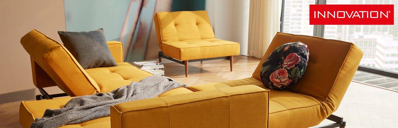 Sofas und Sessel von INNOVATION