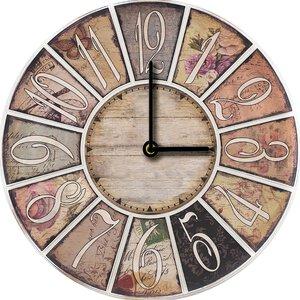 3308366-00000 Klassik Uhr UnifarbeColoured C