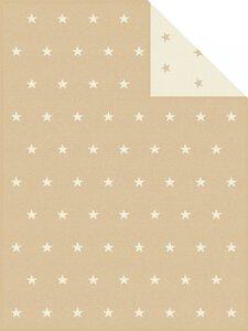3571163-00000 Decke Atlanta Jacquard beige