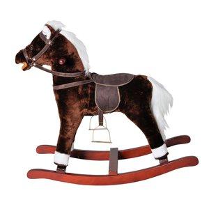 3346614-00000 Schaukel Pferd Brauny