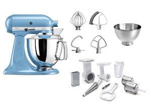 3303010-00000 Küchenmaschine blue + FPPC