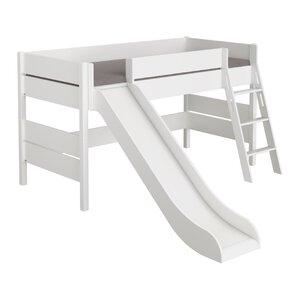 48 Paidi Tiago Spielbett mit Rutsche und schräger Leiter M030015-00000