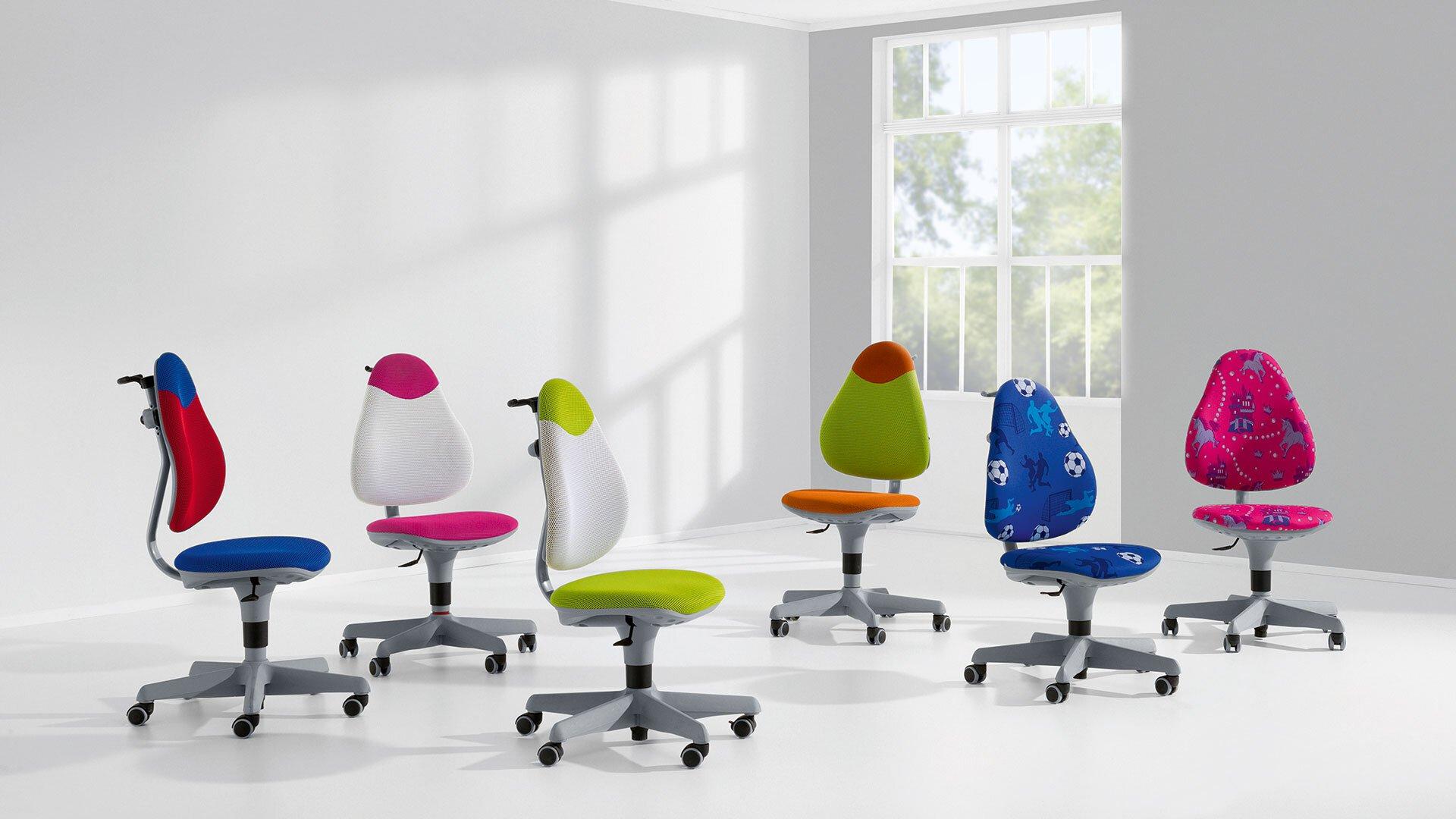 Schreibtischstühle von PAIDI