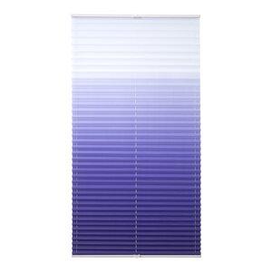 83 Liedeco Klemmfix-Plissee Farbverlauf blau M016273-00000