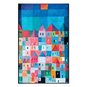 46 - Matten Colorful Houses M011494-00000