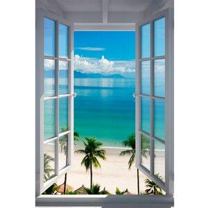 2882320-00000 Beach Window 60x90 cm