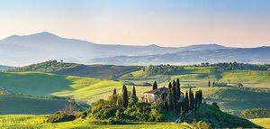 3308386-00000 Landschaft ToskanaTuscany Spir