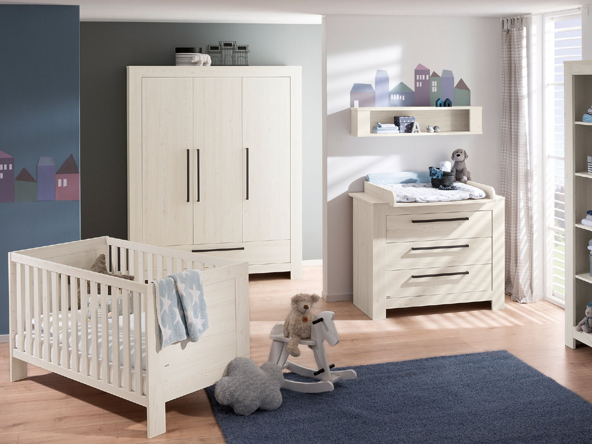 Babyzimmer Serie Laslo