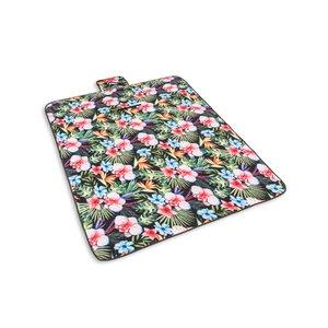 3462925-00000 Picknickdecke Floral bunt