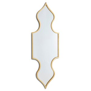 "3536554-00000 Spiegel ""Ornament"" gold"