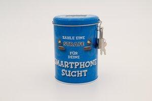 3316385-00000 Spardose Strafe Smartphone Suc