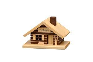 "3530982-00000 Räucherhaus ""Skihütte"""