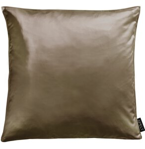 3545698-00000 Kissen gef. 45x45cm Uni Satin