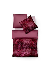 81 Fleuresse Bed Art S berry M023369-00000
