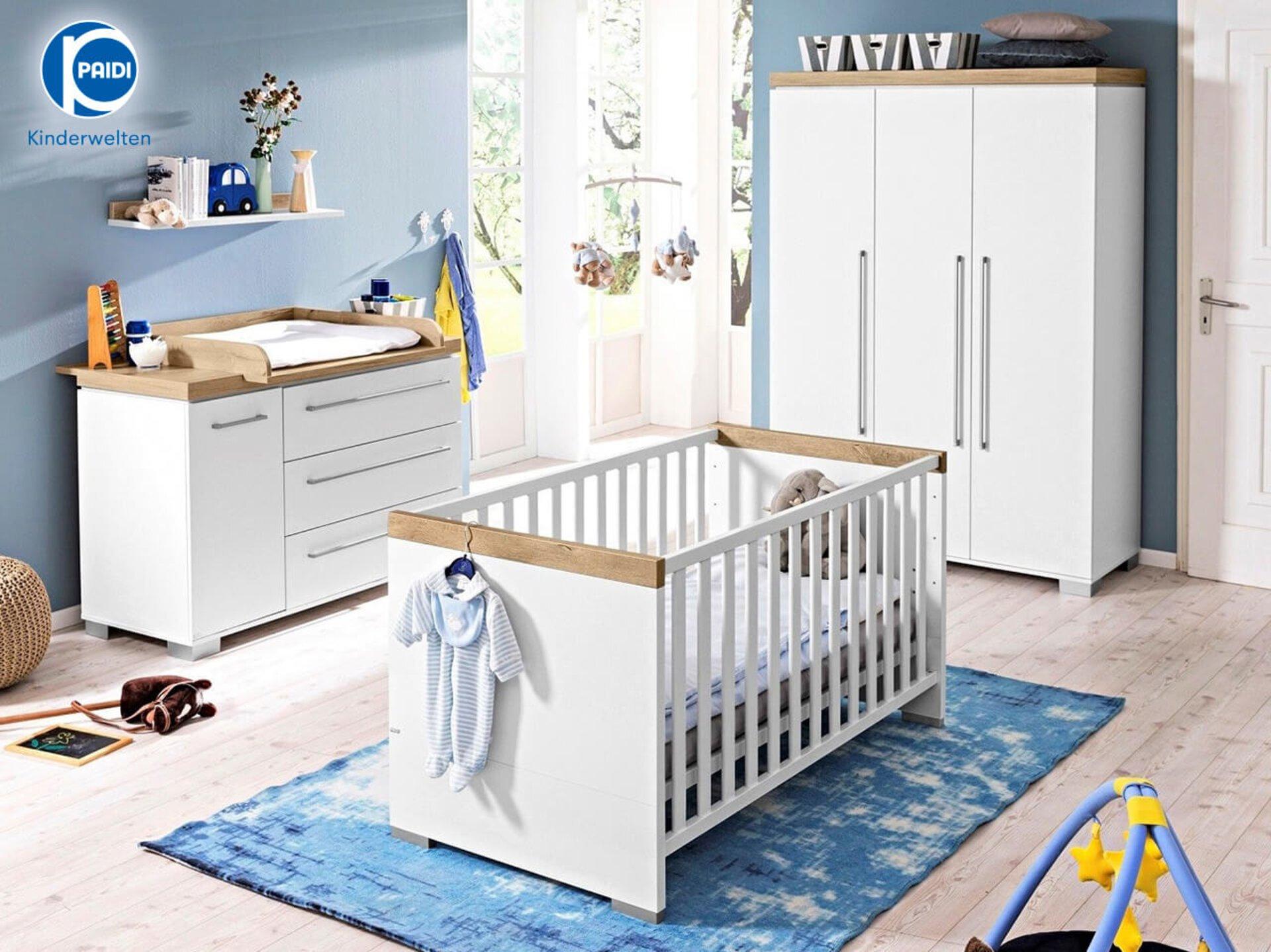 Babyzimmermöbel Serie Kira von PAIDI