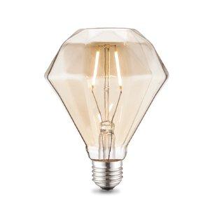3325773-00000 E27/2W LED Filament amber