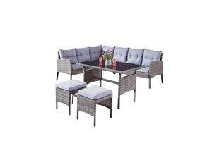 3552532-00000 Lounge 5tlg.
