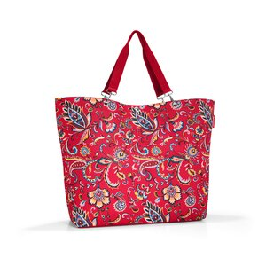 3369593-00000 shopper XL paisley ruby