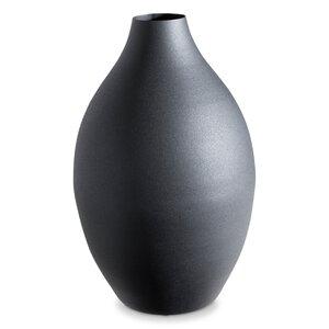 3247647-00000 Vase Eisen schwarz