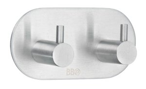 3366964-00000 Doppelhaken oval selbstkl. BB