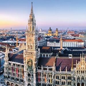 3563735-00000 München Neues Rathaus I 30x30x