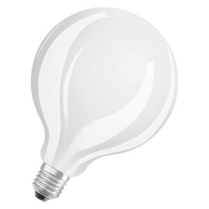 3439933-00000 E27/12 Watt LED Globe dimmbar