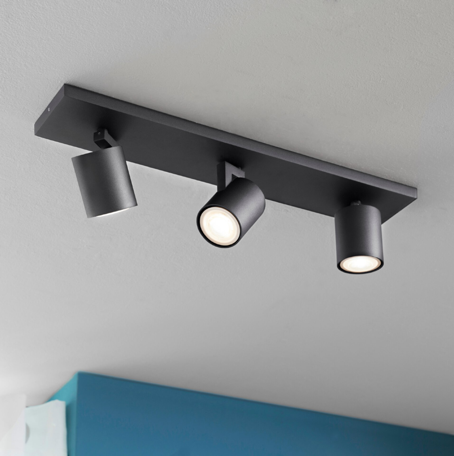 LED-Strahler von Philips, Alu