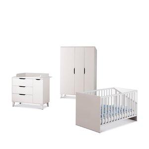 3616264-00000 Babyzimmer 3-tlg.
