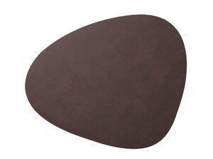 3272595-00000 Tischset Curve L Nupo dunkelro