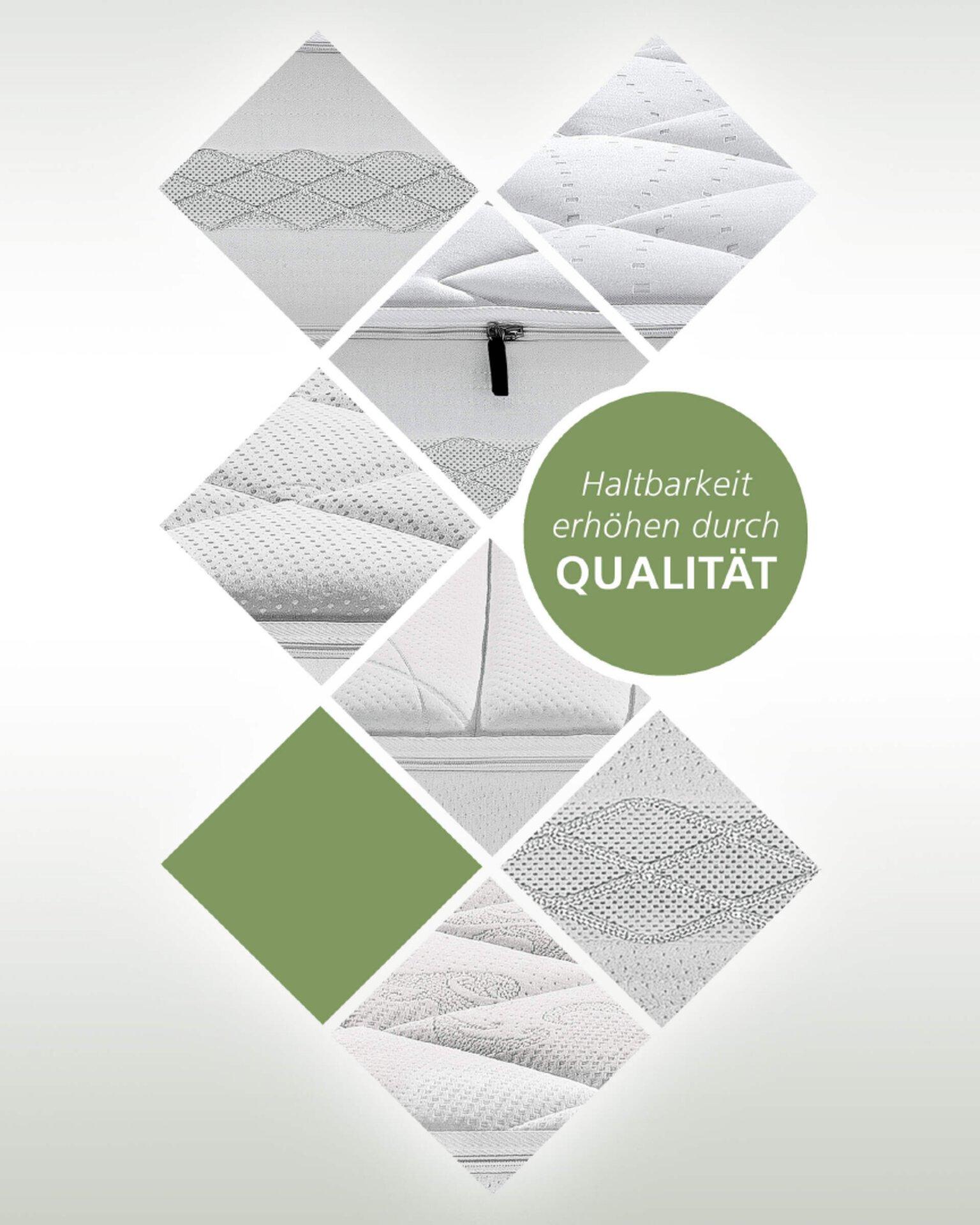 Qualitätskriterien einer Matratze