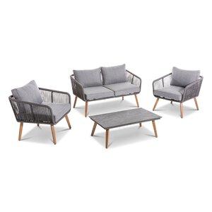 3301051-00000 Lounge 4tlg.