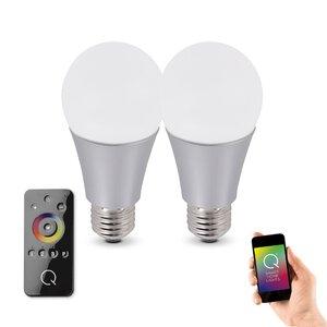 3206305-00000 E27/7,5W LED Birnenform 2er