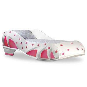 3196301-00000 Schuhbett Lady weiß/pink