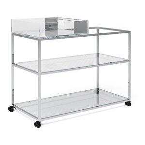 3613003-00001 Barwagen Cube Glasbox