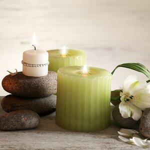 2993220-00000 Candles & Balance 40x40