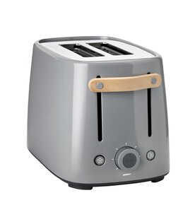 3314344-00000 Emma Toaster grey