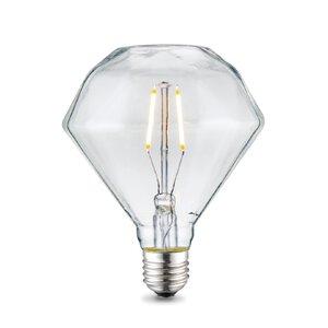 3325777-00000 E27/2W LED Filament klar