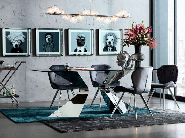 Kare Tische & Stühle
