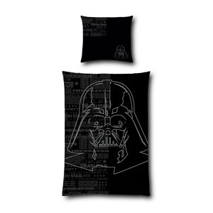 3481597-00000 Bettw. Star-Wars Darth Vader