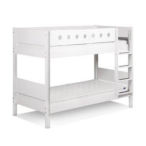 48 Flexa White Etagenbett mit gerader Leiter M021385-00000
