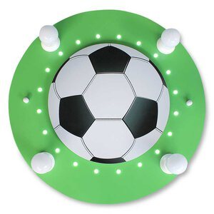 """2548479-00000 Deckenrondell """"Fußball"""""""