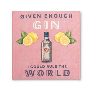"""3561447-00000 Canvas """"Gin"""""""
