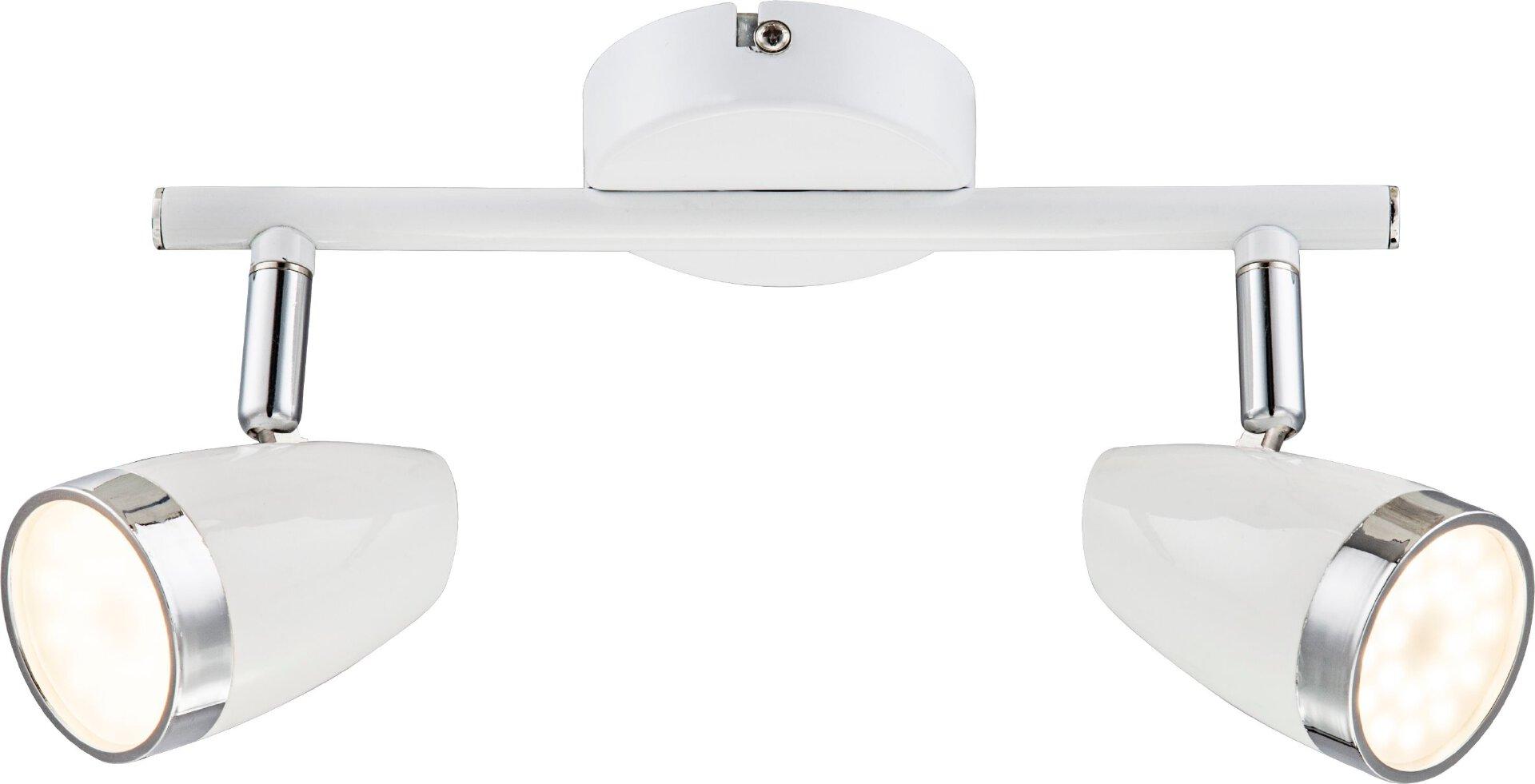 LED Strahler im Retro Look
