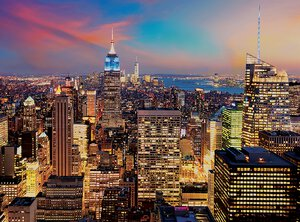 3308451-00000 Städte New YorkNew York Skylin